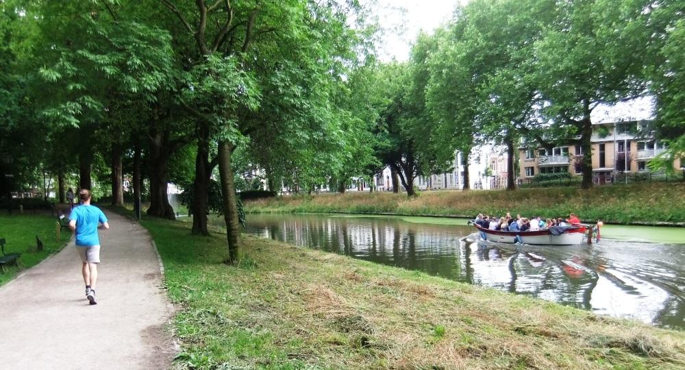 Utrecht Altstadtlauf